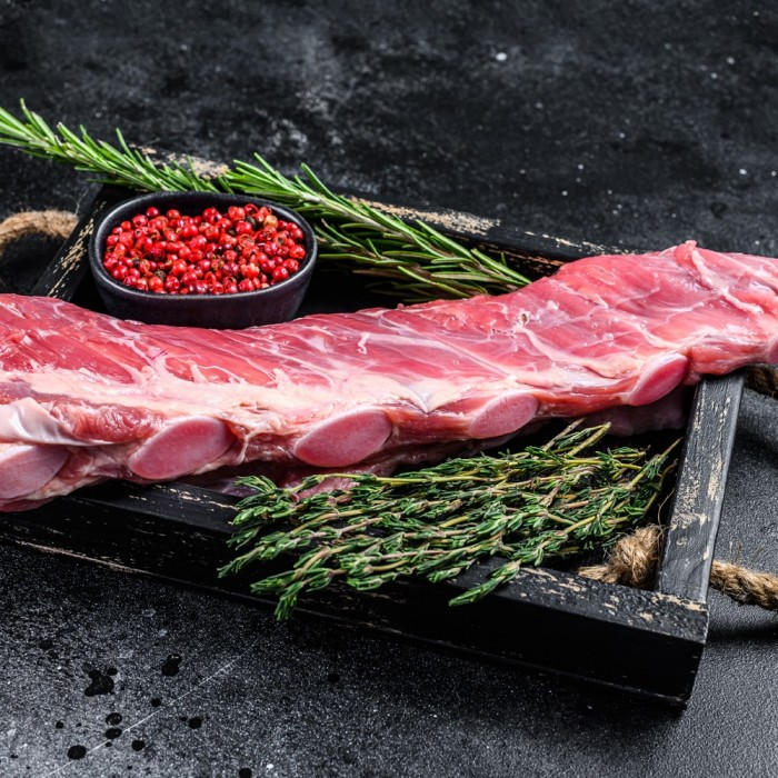 SHORTRIBS (ΒΟΕΙΟ) (1  kg)